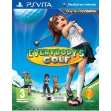 Everybody's Golf (PS Vita) - Used