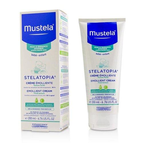 Stelatopia Emollient Cream - For Atopic-prone Skin - 200ml/6.76oz