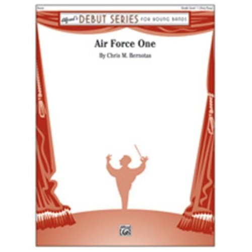 Alfred 00-36682 AIR FORCE ONE-DS