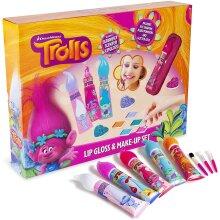 Trolls Lip Gloss & Make-Up Set