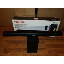 Toshiba TYWSB600 2.1 Channel Bluetooth Soundbar Wireless Subwoofer