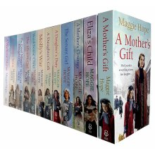 Maggie Hope Collection 12 Books Set