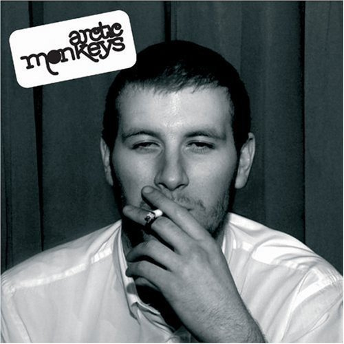 Arctic Monkeys - Whatever People Say I Am, Thats What IM Not [VINYL]