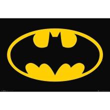 Batman Logo Poster