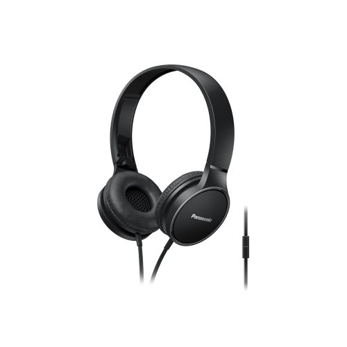 Panasonic RP-HF300ME-K Binaural Head-band Black mobile headset