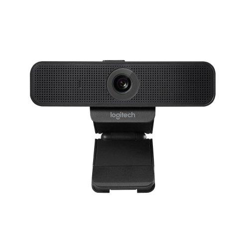 Logitech C925e Pro Full HD 1080p Auto-Focus USB Webcam with Omni Microphones