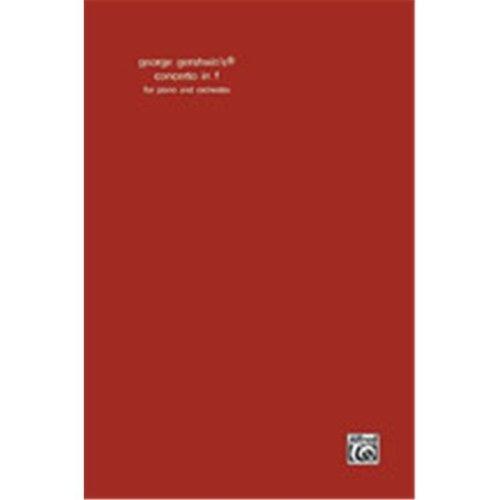 Alfred 00-MO0003 Concerto in F - Music Book