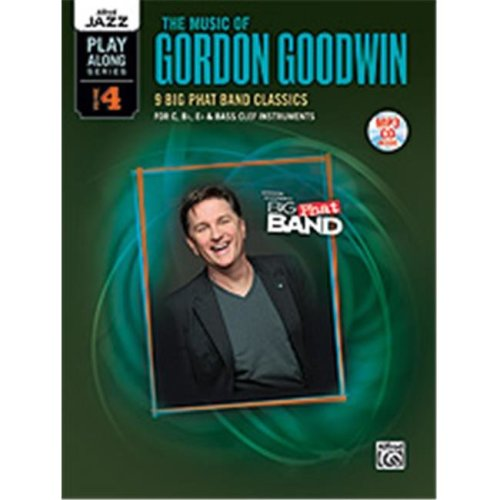 Alfred 00-36099 ALFRED JAZZ 4 GORDON GOODWIN-BK&CD