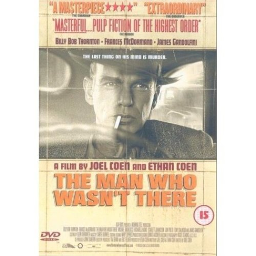 The Man Who Wasn't There DVD [2002]