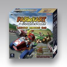 Nintendo Gamecube Mario Kart Double Dash !! Limited Edition Console - Used