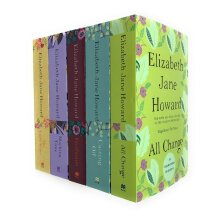 Elizabeth Jane Howard 5 Books Collection Set Cazalet Chronicle