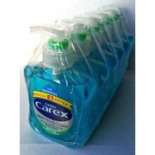 Carex Original Derma Care Caring Antibacterial Hand Wash 250ml (Pack of 6)