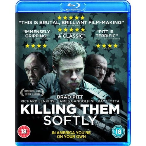 Killing Them Softly Blu-Ray [2013] - Used