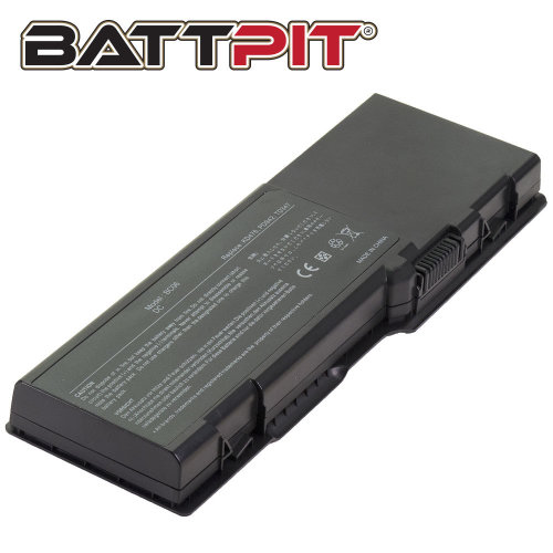 BattPit Battery for Dell GD761 KD476 0UD264 HK421 TD347 Inspiron 1501 6400 E1501 E1505 PP20L Vostro 1000 [6-Cell/49Wh]