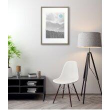 Oxford Grey Photo Frame A2 / A3 / A4 / A5 Poster