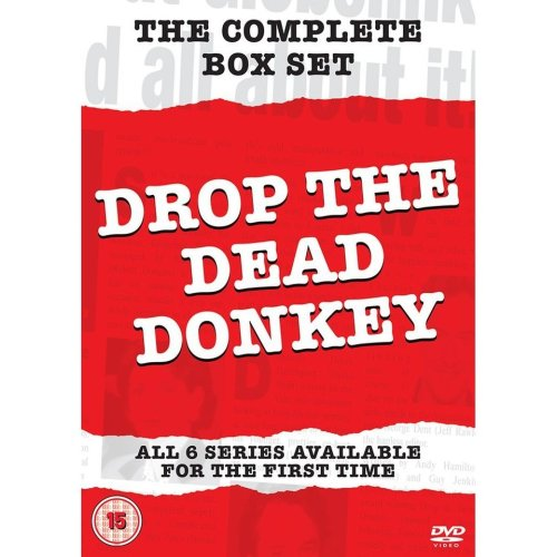 Drop The Dead Donkey - The Complete Collection DVD [2015]