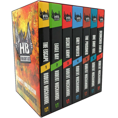 Henderson's Boys Series Collection 7 Books Set