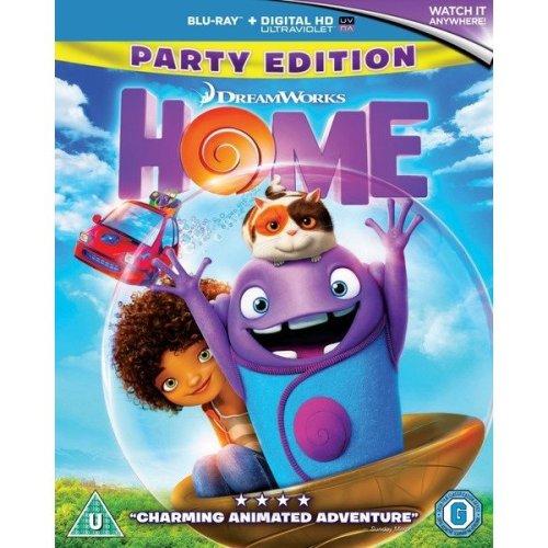 Home Blu-Ray [2015]