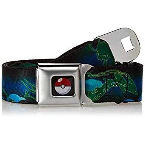 Seatbelt Belt - Pokemon - V.41 Adj 24-38' Mesh New pka-wpk136