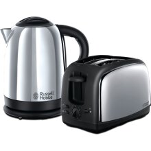 Russell Hobbs Lincoln 21830 Kettle And Toaster Sets - Silver