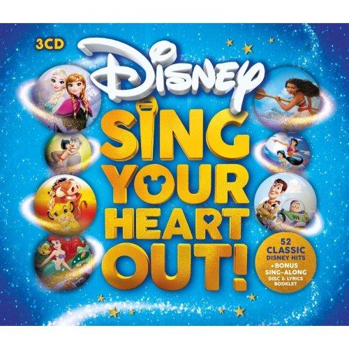 Disney Sing Your Heart Out | Karaoke Album
