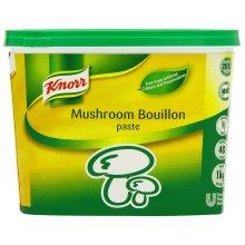 Knorr Mushroom Bouillon Paste 1 kg