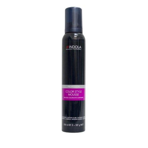 Indola Profession Colour Style Mousse 200ml - Black