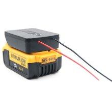 Battery Adapter for DeWALT Max Dock Power Connector 14Gauge Connector