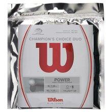 Wilson Champions Choice Duo Tennis String Set