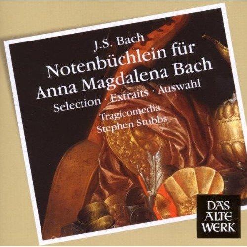 Tragicomedia - Notenbuchlein Fur Anna Magdale [CD]