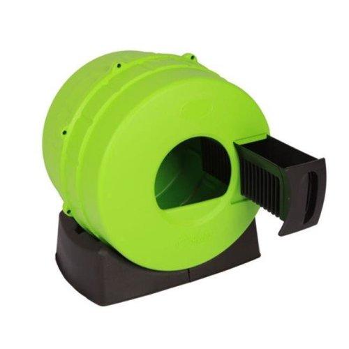 Smart Choice Pet Products 3088 Litter Spinner Cat Litter Box, Green