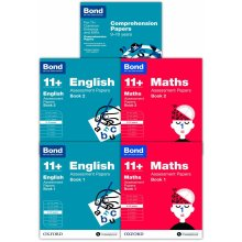 English Maths Assessment Papers Collection 5 Books