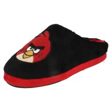 Boys Angry Birds Mule Slippers Angry Birds OB