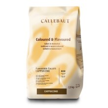 Callebaut cappuccino chocolate chips (callets)