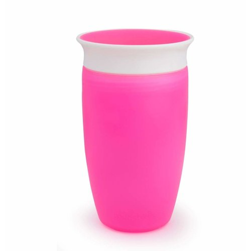 Munchkin Kids' Pink Miracle 360 Degree Sippy Cup - 296ml