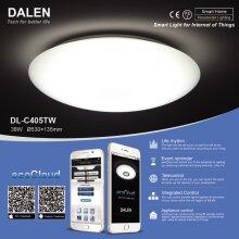 Smart Ceiling Lamp FLICKER FREE  EYE CARE LAMP