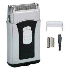 Portable Men Electric Foil Shaver Mini Travel Home Trimmer Wet Dry Razor Machine