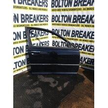 2003-2010 Audi A8  Saloon 4 Door Door Bare (front Driver Side) Black Lz9y - Used
