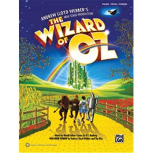 Alfred 00-38602 WIZARD OF OZ LLOYD WEBBER SEL.- PVG