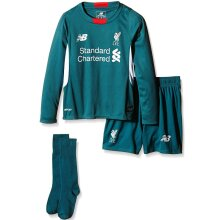 Liverpool Boys Away Goalkeeper Kit 2015 - 2016-1-2 Years