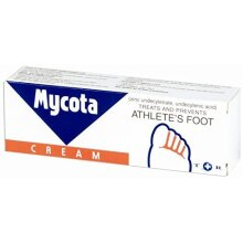 Mycota Athletes Foot Cream 25g