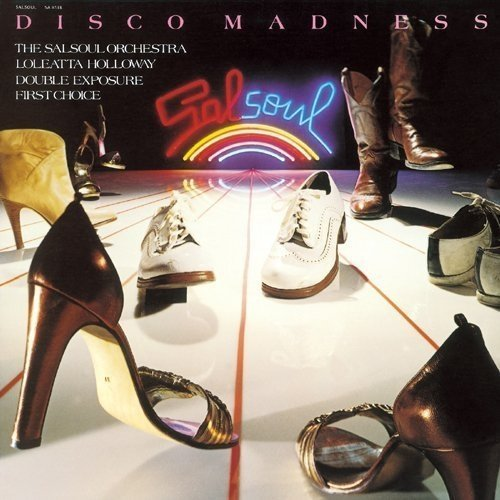 Disco Madness [expanded Edition] [CD]