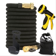 Expandable Garden Hose With Double Core Latex