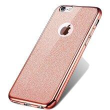 Glitter Ultra Thin TPU Case Cover For iPhone