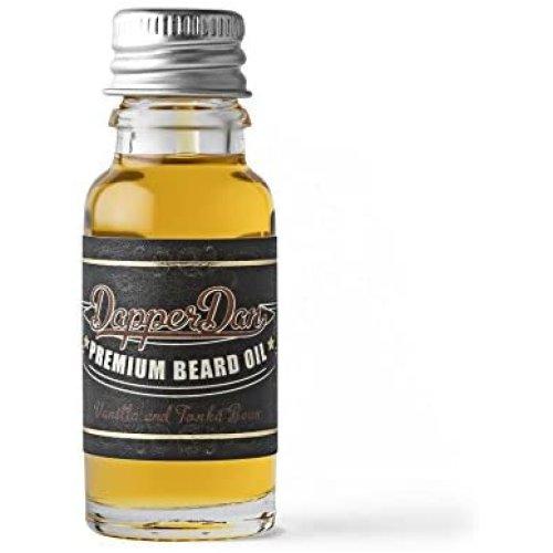 Dapper Dan Beard Oil 15ml - A Luxury Blend Of Essential Oils That Softens & Nourishes The beard & Skin