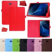 Smart Leather Case Stand for Samsung Galaxy Tab A6