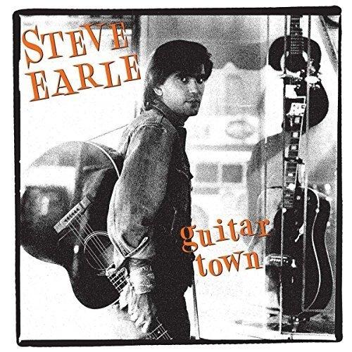 Steve Earle - Guitar Town [CD]