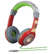 Skylanders Fire Element KidFriendly Headphones