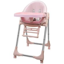 Baby 4 in 1 Foldable High Chair