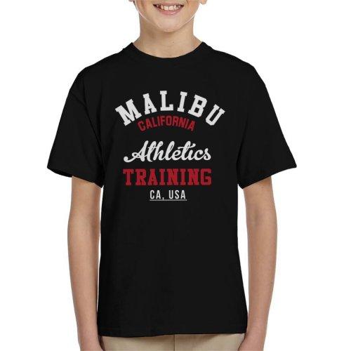Malibu Athletics Training Kid's T-Shirt